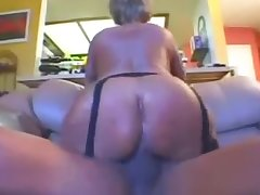 Tattooed German Granny Hard Sexual connection