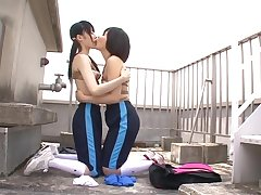 Thraldom porn flick featuring Karen Haruki plus Asami Tsuchiya