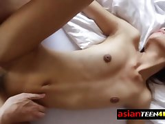 Thai promoter feels curious about have a horny making love time