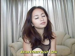 Quiet Loving Asian Bum Bitch