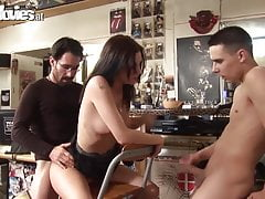Fun Movies German amateur anal surrounding a shop