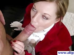 British amateur pussyfucked by an old mans hard flannel
