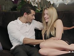 The Next Lucky Man with hot teen girl Kenna James