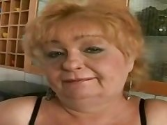 Grandma Eva Is One Depreciatory Old Slut As the crow flies - BBWs