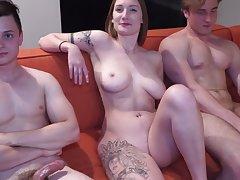 Rley Holt, Aaron Tigger & Grayson Blackburn