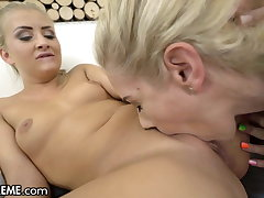 My Petite Stepmom Initiated Me To Fisting Together with I Adore IT