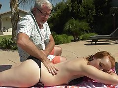 Grandpa's Helping Hands - Cleo Clementine Goes Old